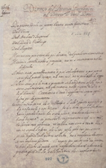 Kopiariusz akt dotyczących stosunków dyplomatycznych Polski 1654-1656. XVII w. K. 57