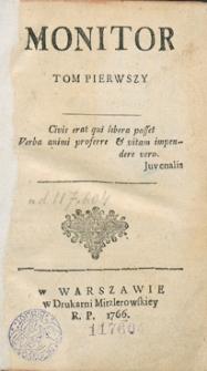 Monitor. R.1766 Nr 33