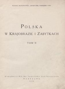 Polska w Krajobrazie i Zabytkach. Tom II