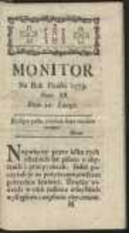 Monitor. R.1779 Nr 12