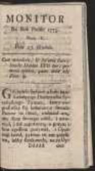 Monitor. R.1779 Nr 100