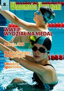 Wiadomości Uczelniane : pismo informacyjne Politechniki Opolskiej, nr 8 (171), kwiecień 2008