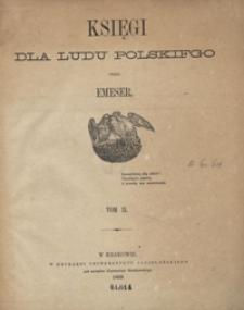 Księgi dla ludu polskiego. T. II [Historya polska]