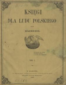 Księgi dla ludu polskiego. T. I [Historya biblijna]
