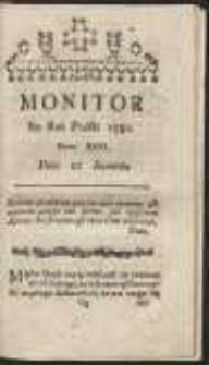 Monitor. R.1780 Nr 31
