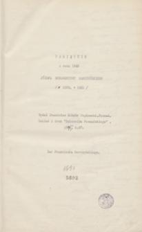 Pamiętnik z roku 1848