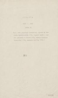 Judaica. Zbiór różnych pism treści publicznej i prywatnej dotyczących Żydów z lat 1669-1833