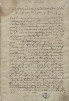 [Zbiór pism politycznych z XVII wieku]