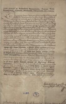 [Akta podatkowe starostwa trzcinieckiego i innych dóbr ziemskich z lat 1714-1772]