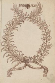 [Kopiariusz listów, mów, pism publicystycznych i innych materiałów odnoszących się przeważnie do spraw politycznych Polski z lat 1655-1665]