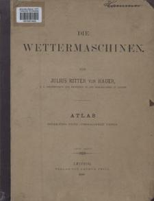 Die Wettermaschinen : Atlas
