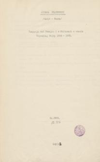 Kampanja nad Dunajem i w Multanach w czasie Krymskiej Wojny 1854-1855