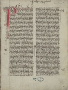 [Liber psalmorum a Bartholomeo de Nova Civitate anno 1379 scriptus]