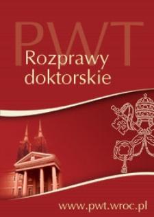 Nowoewangelizacyjny wymiar pantomimy : studium teologiczno-pastoralne