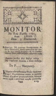 Monitor R.1781 Nr 78