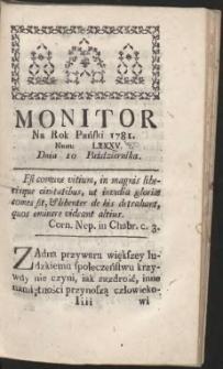 Monitor R.1781 Nr 80