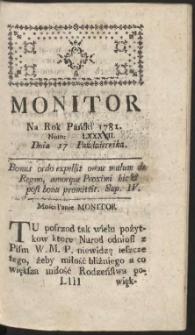 Monitor R.1781 Nr 82