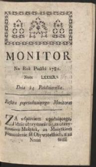 Monitor R.1781 Nr 84