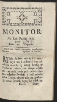 Monitor R.1781 Nr 91