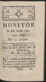 Monitor R.1781 Nr 93