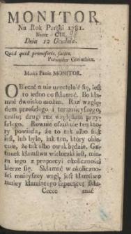 Monitor R.1781 Nr 98