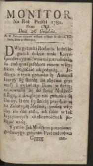 Monitor R.1781 Nr 102