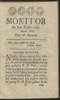 Monitor. R.1782 Nr 8