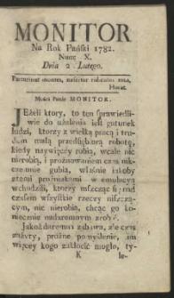 Monitor. R.1782 Nr 10