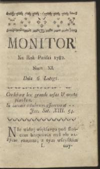 Monitor. R.1782 Nr 11