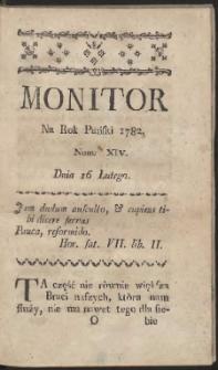Monitor. R.1782 Nr 14