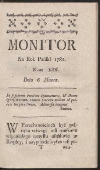 Monitor. R.1782 Nr 19