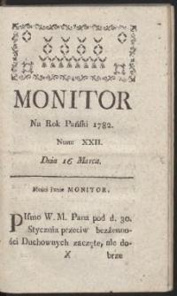 Monitor. R.1782 Nr 22