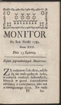 Monitor. R.1782 Nr 30
