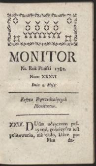 Monitor. R.1782 Nr 36