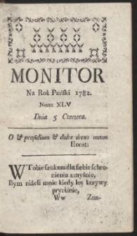 Monitor. R.1782 Nr 45