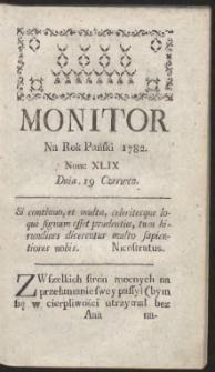 Monitor. R.1782 Nr 49