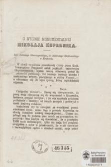List Antoniego Oleszczyńskiego do Ambrożego Grabowskiego w Krakowie