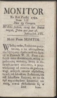 Monitor. R.1782 Nr 52