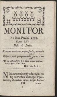 Monitor. R.1782 Nr 54