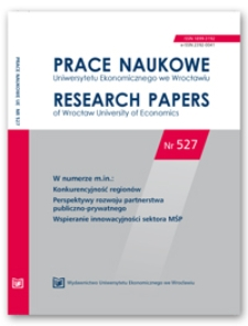 Instrumenty i formy wspierania przedsiębiorczości lokalnej przez samorząd terytorialny na przykładzie miasta Dąbrowa Górnicza