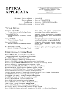 Silica-based versus silica-titania sol–gel materials – comparison of the physical properties: surface tension, gelation time, refractive index and optical transmittance