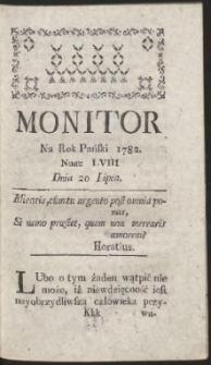 Monitor. R.1782 Nr 58
