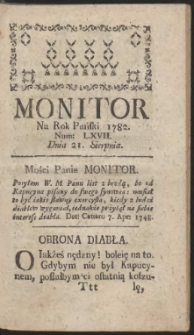 Monitor. R.1782 Nr 67
