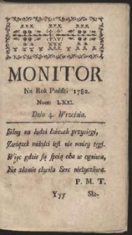 Monitor. R.1782 Nr 71