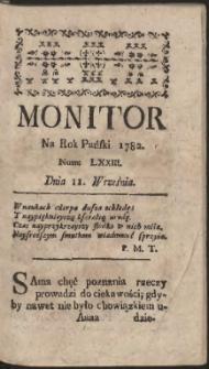 Monitor. R.1782 Nr 73
