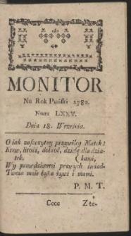 Monitor. R.1782 Nr 75