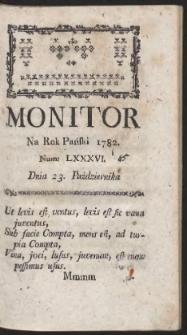 Monitor. R.1782 Nr 85