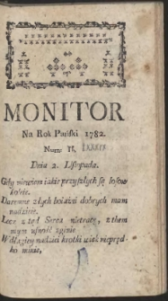 Monitor. R.1782 Nr 89