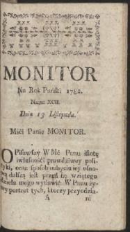 Monitor. R.1782 nr 92