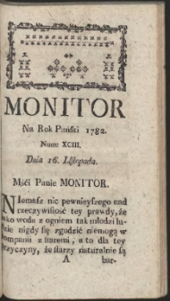 Monitor. R.1782 Nr 93